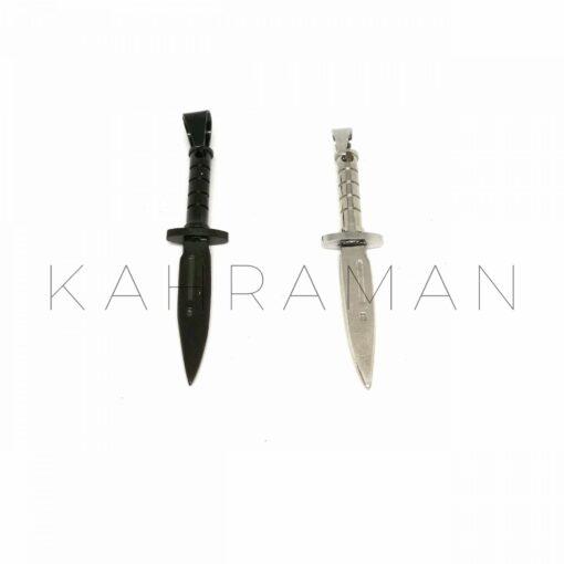 """Μενταγιόν """"μαχαίρι"""" BE0023"""