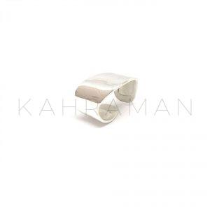 Δαχτυλίδι σεβαλιέ από ασήμι BA0150