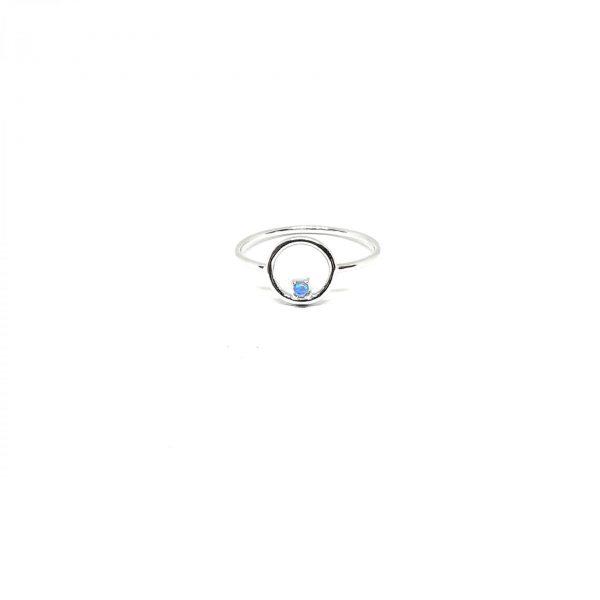 Ασημένιο δαχτυλίδι BA0151